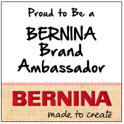 Bernina Badge